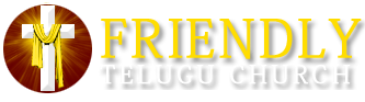 friendly telugu church logo nj